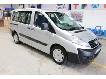 FIAT SCUDO 1.6D 90PS MULTIJET DISABLED ACCESS MINIBUS  - микроавтобус