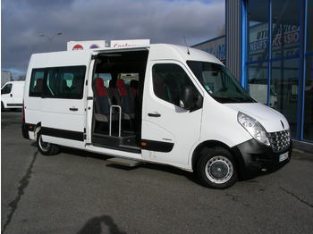 RENAULT MASTER 17 PLACES - микроавтобус