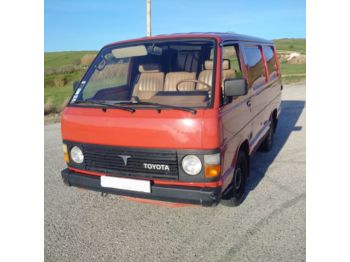TOYOTA Hiace H12 left hand drive LH51 2.4 diesel - микроавтобус