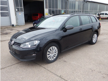 Легковой автомобиль VW Golf VII Variant 1,6TDI Trendline BlueMotion KLI