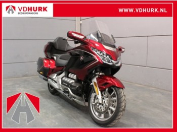 Honda Tour GL 1800 GOLD WING TOURING DELUXE DCT/Navi (Incl. BTW) - мотоцикл