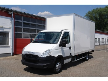 Iveco Daily 35C13 EURO5/Koffer 4,20m/LBW/Klima / TÜV! - фургон с закрытым кузовом