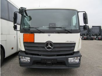 Mercedes-Benz Atego 1224 L/NR 6,2m with lift + trailer 6,25m  - бортовой грузовик