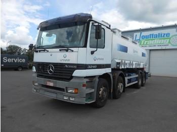 Грузовик-цистерна Mercedes-Benz Actros 3240 - 8x4 - tank 22000 liters