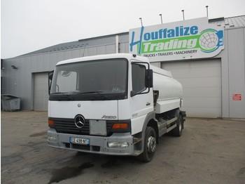 Грузовик-цистерна Mercedes-Benz Atego 1317 - tank 9000 liters