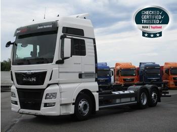 Грузовик-контейнеровоз/ сменный кузов MAN TGA 26 430 containerbil EU