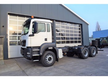 MAN 4x TGS 33.400 BB-WW 6×4 CHASSIS-CABIN ADR / NEW 2021 / ZF MANUAL - грузовик-шасси