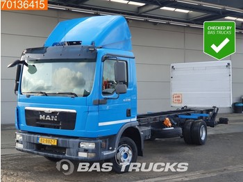 MAN TGL 12.180 4X2 Ladebordwand Euro 5 - грузовик-шасси