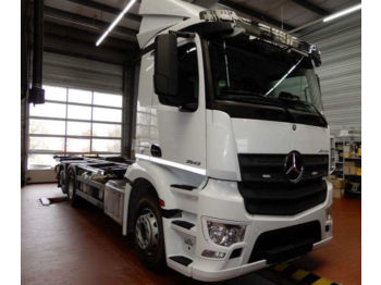 MERCEDES-BENZ ANTOS 2543 E6 CHASSIS LOW CAB - грузовик-шасси