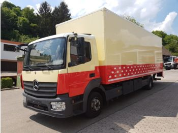 Mercedes-Benz 1223 L Atego,Euro6,ClassicSpace,Radstand 5,42m.  - грузовик-шасси