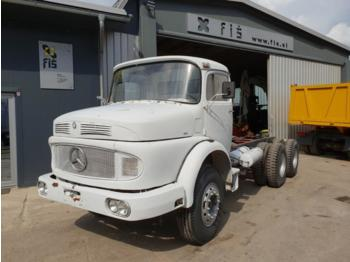 Грузовик-шасси Mercedes Benz 2624 6X4 long nose - chassis