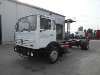 Renault G 200 Manager (FULL STEEL SUSPENSION) - грузовик-шасси