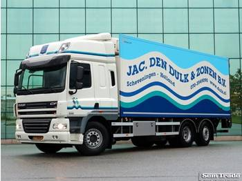 DAF FAN CF85.360 6X2 EEV SPACE CAB MANUAL GEARBOX TOP CONDITION - рефрижератор