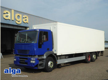Рефрижератор Iveco AD260S31, lang 9100mm, Hebebühne, Carrier