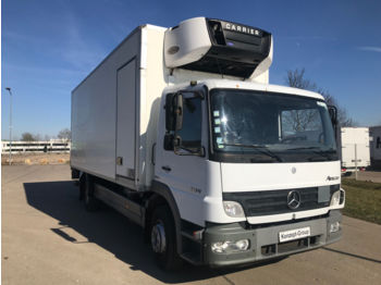 Mercedes-Benz Atego 1318NL,Carrier Supra 850MT  - рефрижератор