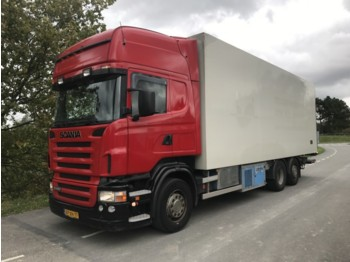 Рефрижератор Scania R420 6x2 Retarder