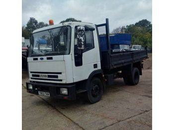 Самосвал IVECO 75E15 6 cylinder 7.5 ton tipper