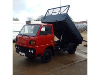 MITSUBISHI Canter left hand drive FE110 2.7 diesel 6 tyres 3 way - самосвал