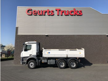 Mercedes-Benz AROCS 2640 LK 6X4 KIPPERS 4X IN STOCK  - самосвал