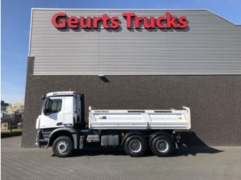 Mercedes-Benz AROCS 2640 LK 6X4 KIPPER 4X IN STOCK  - самосвал