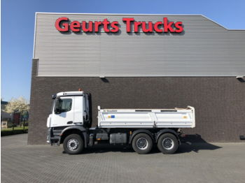 Mercedes-Benz AROCS 2640 LK 6X4 TIPPERS 4X IN STOCK  - самосвал