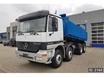 Mercedes-Benz Actros 3240 Day Cab, Euro 3, - Full steel / Big axles - - самосвал