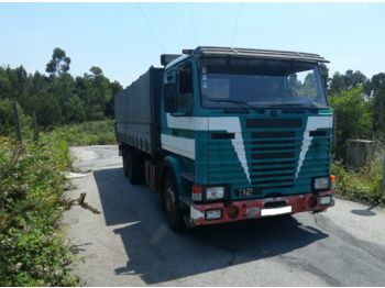SCANIA R112 left hand drive Turbo 26 ton volquete - самосвал