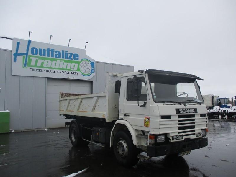самосвал Scania P93 M - 280 - Bi-benne / 2-Side Tipper
