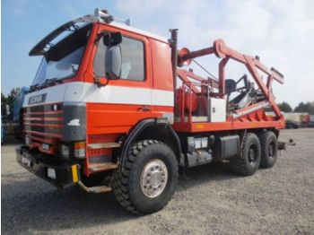 Грузовик Scania 113/340 6x6 Cable Truck - Specials