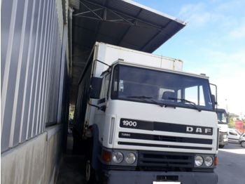 DAF 1900 left hand drive Turbo Intercooler 19 ton with tail lift - тентованный грузовик