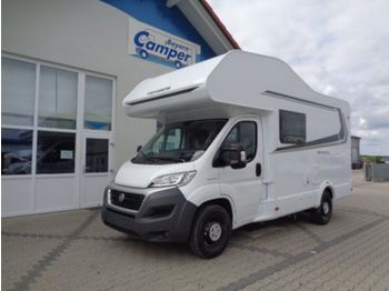 Weinsberg CaraHome 550 MG (FIAT Ducato)  - дом на колёсах