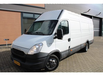 Iveco Daily 35 C 13V 395 H2 maxi dubbel-lucht airco euro5 3-pers 35c13 - цельнометаллический фургон