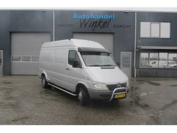 Mercedes Benz SPRINTER 904.6 416CDI - цельнометаллический фургон