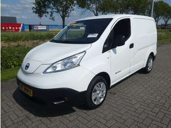 Цельнометаллический фургон Nissan nv 200 ELECTRIC business airco autom: фото 1