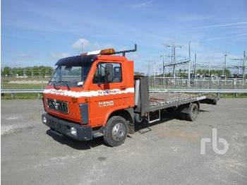 MAN F90 4x2 Equipment Truck - эвакуатор