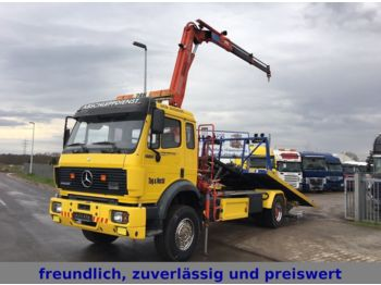 Mercedes-Benz SK 1729 * KRAN FASSI * BRILLE * WINDE * TOP ZUST  - эвакуатор