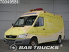 Mercedes-Benz Sprinter 313 2.2 CDI Klima Full Equipped Ambulance - машина скорой помощи