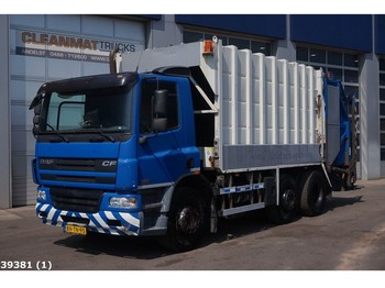 DAF FAG 75 CF 250 Manual - мусоровоз
