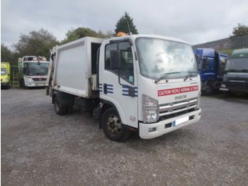 Мусоровоз ISUZU N75-190 7.5TON EASYSHIFT 4X2 REFUSE VEHICLE C/W BIN LIFT #126