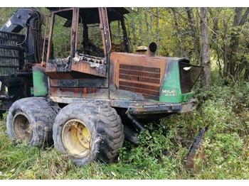 Форвардер John Deere 1410 D breaking for parts
