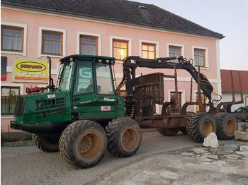 Форвардер Timberjack 1410B Forwarder
