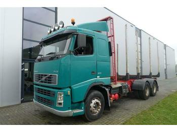 Лесовоз Volvo FH12.500 6X2 MANUAL FULL STEEL HUB REDUCTION EUR