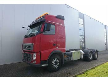 Лесовоз Volvo FH16.750 6X4 CHASSIS FULL STEEL EURO 5