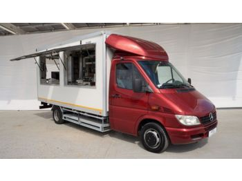 Малотоннажный фургон Mercedes-Benz SPRINTER 413CDI MOBILE EFRISCHUNG!