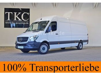 Малотоннажный фургон Mercedes-Benz Sprinter 314 CDI/43 Maxi AHK 3,5 to A/C #78T331