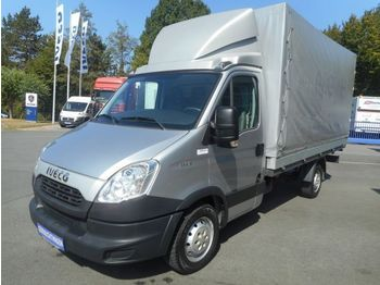 Iveco Daily 35S15 Euro5 ZV  - тентованный фургон