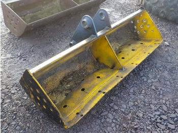 "60"" Ditching Bucket 50mm Pin to suit 6-8 Ton Excavator - ковш"