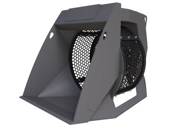 HAMMER KR 10 Rotating Screening Bucket 2 m3 - ковш для экскаватора