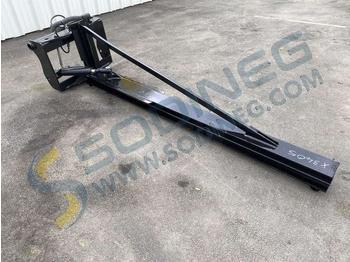 MANITOU Potence Hydraulique PO600MT - 2500mm - 280 Kgs - стрела