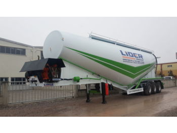 Полуприцеп-цистерна LIDER 2017 NEW 80 TONS CAPACITY FROM MANUFACTURER READY IN STOCK: фото 1